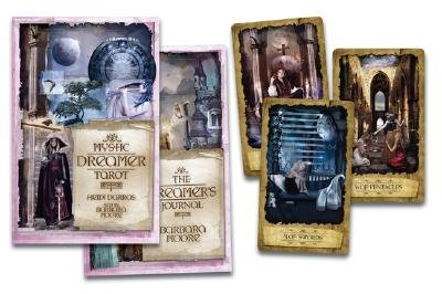 Mystic Dreamer Tarot [With 78-Card Deck and Black Organdy Tarot Bag] [MYSTIC DREAMER TAROT] [Paperback]