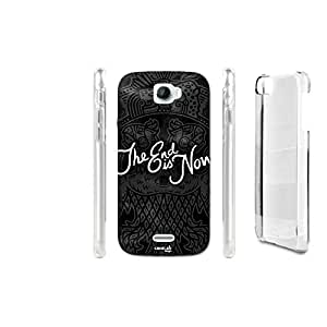 FUNDA CARCASA THE END IS NOW PARA WIKO BARRY