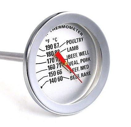Colección Horno: 4 recipientes de horno, un termómetro ...