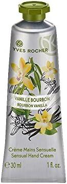 Yves Rocher Sensual Hand Cream Bourbon and Vanilla 30 ml./1 fl.oz - Travel size