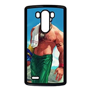 LG G3 Cell Phone Case Black League of Legends Pool Party Graves LWY3598912KSL