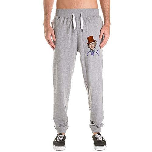 Stylish Shop Willy Wonka Color Men's Lounge Pants -