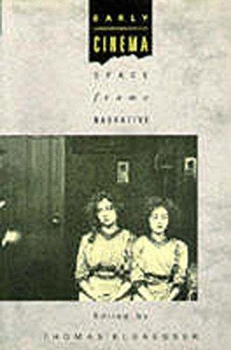Early Cinema: Space, Frame, - Reviews Frame Usa