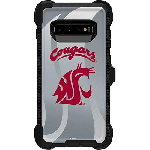 - Skinit Washington State University OtterBox Defender Galaxy S10 Plus Skin - Officially Licensed Washington State University OtterBox Case Decal - Ultra Thin, Lightweight Vinyl Decal Protection