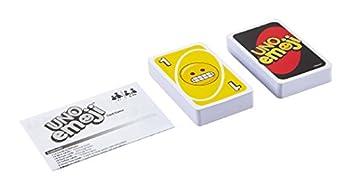 Mattel Games Uno Emoji Card Game 4