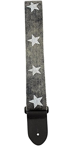 Perris Leathers V.I.P CWS20-6528 Jaquard Guitar Strap