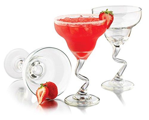 Libbey Z-Stem Margarita Glass, STD, Clear