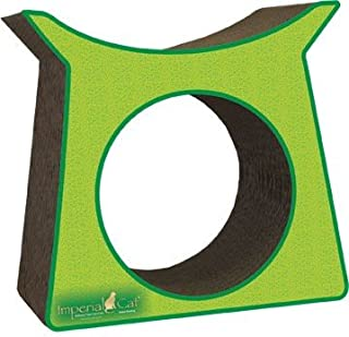 product image for Imperial Cat Tower Tunnel Scratch 'n Shape, Italian Green