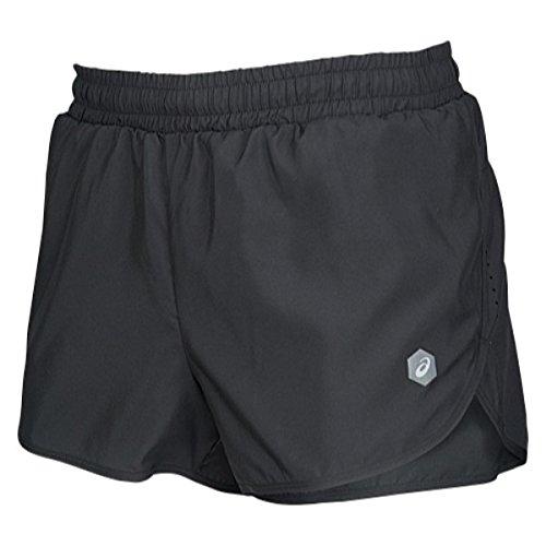 リラックスした精査放射能(アシックス) ASICS メンズ ランニング?ウォーキング ボトムス?パンツ Split Shorts [並行輸入品]