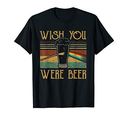 Wish You Were Beer Vintage TShirt