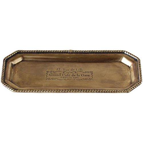 [해외]장식용 황동 트레이, 직사각형, 황동/Decorative Brass Tray, RECTANGLE, BRASS