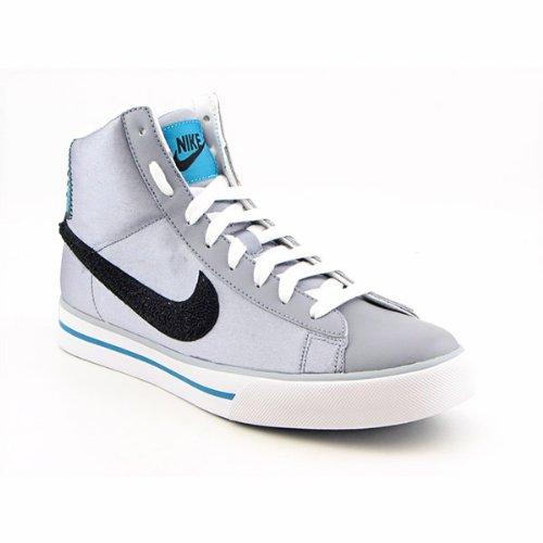 Nike Womens Sweet Classic Hi Tessile Stealth / Black-glass Blue Us 8,5 M