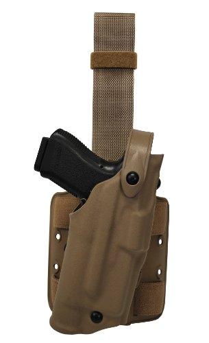 Safariland 6304 ALS Tactical Leg Holster, STX Flat Dark Earth, Right Hand, Sig P226 -