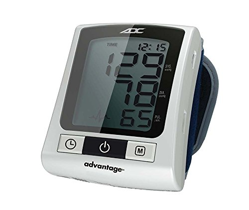 ADC 6015N Wrist Blood Pressure Monitor