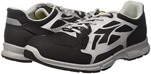 Diadora Energy Boost 3, Men's Running shoes, Blue (Nero/grigio), 5 UK (38 EU)