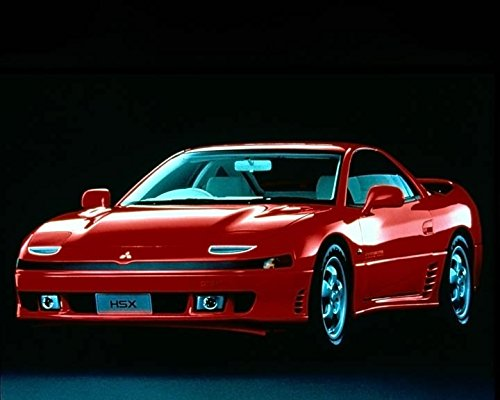 1990 Mitsubishi 3000GT HSX Concept Automobile Photo Poster from AutoLit