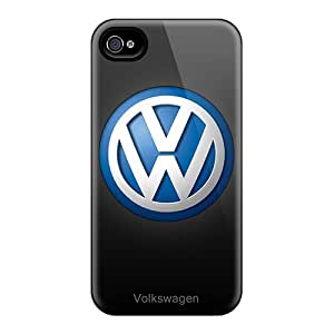 Protector Hard Phone Cases For Iphone 6 With Support Your Personal Customized Fashion Vw Logo Pattern PhilHolmes