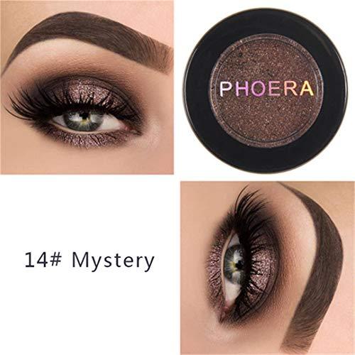 Makeup Eyeshadow Pallete Pigment Shimmer Powder Makeup Water