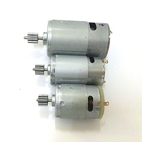 Fetcus Children electric Remote Control car motor engine 12V DC, kid
