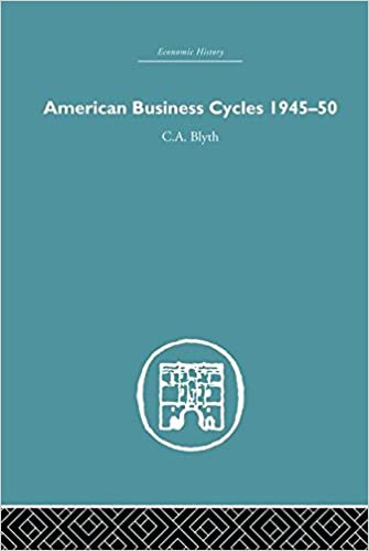American Business Cycles 1945-50