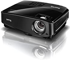 Benq MS507H Video - Proyector (2800 lúmenes ANSI, DLP, SVGA ...
