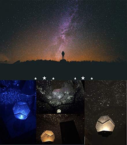 TYCI Sky Projector Lamps Dream Night Lights Star Night Light ...