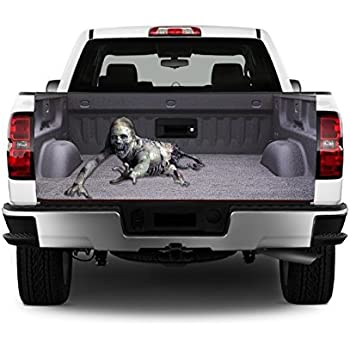 Amazon Com T321 Minigun Tailgate Wrap Vinyl Graphic Decal