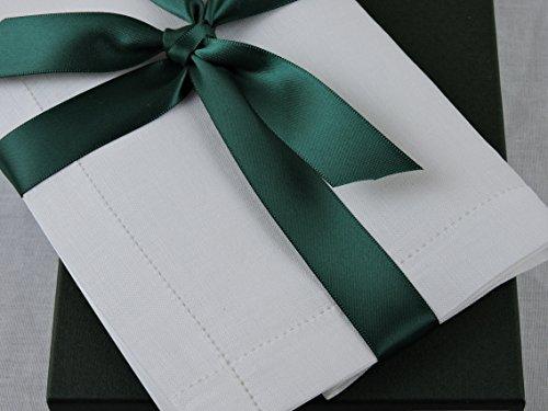 Thomas-Ferguson-Mens-Plain-Linen-Handkerchiefs-Punchspoked-Set-of-3