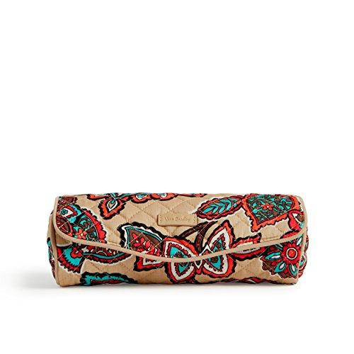Vera Bradley Iconic on a Roll Case, Signature Cotton, Desert Floral