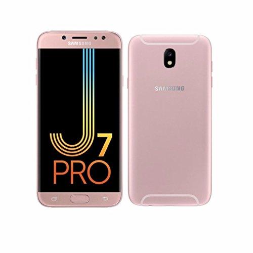 Samsung Galaxy J7 Pro (32GB) J730G/DS ( Black ) 5.5'' Full HD Dual SIM Unlocked Phone with FingerPrint Sensor (US and Latin LTE) by Samsung (Image #1)