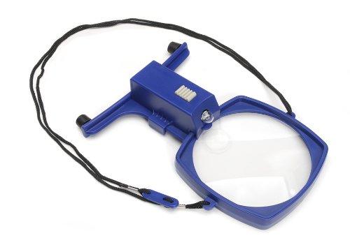 Darice 1095 13 Hands Free Magnifier