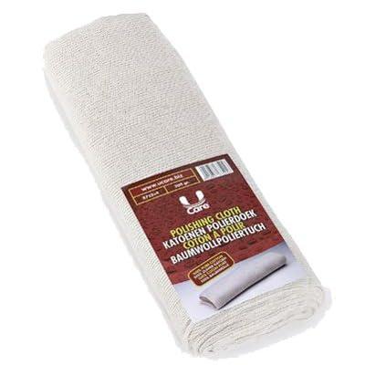 IWH 387520 Cotton Polishing Cloth (W) 152x (H) 250mm: Automotive