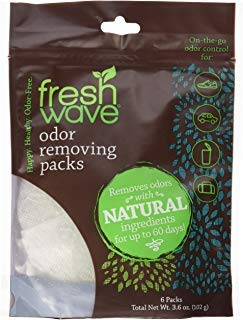 Fresh Wave Odor Neutralizing Sachet Pearl Packs, 5 - Pearl Wave