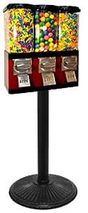 Triple Pod Candy Vending Machine