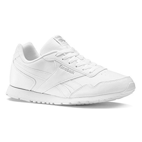 Reebok Bd5461, Zapatillas de Trail Running Unisex Adulto Blanco (White /             Steel)