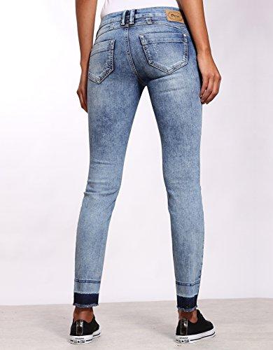 Gang Damen Jeans Nena Cropped, Gr. W26
