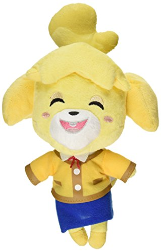 Little Buddy USA Animal Crossing New Leaf Smiling Isabelle/Shizue 8