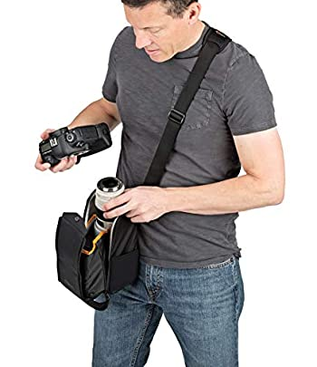 Lowepro ProTactic Lens Exchange 200 AW Case, 2L, Black