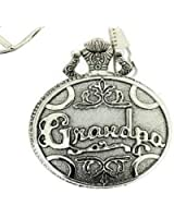 Silver Grandpa Pocket Watch - Father's day