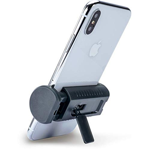Mini Tripod for Camera and Mobile - Holds up to 2kg - White by Vanguard (Image #5)