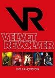 Velvet Revolver - Live In Houston [Japan LTD DVD] YMBZ-10391