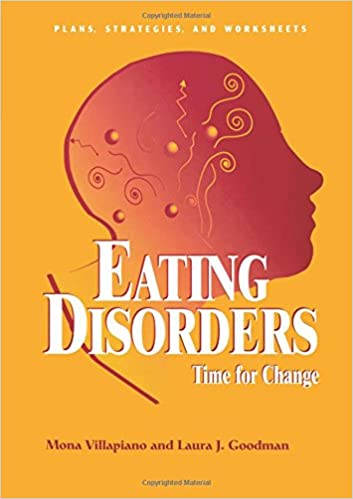 Eating Disorders Time For Change Plans Strategies And Worksheets