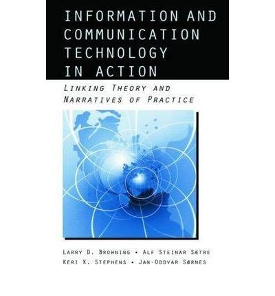 information technology in theory Routledge research in information technology and society the planet is being   and society a normative theory of the information society book cover.