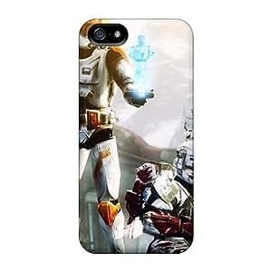 Blowey RAU2760ePbm Case For Iphone 5/5s With Nice Clone Wars Star Wars Appearance