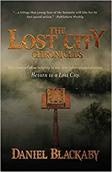 Book The Lost City Chronicles: The Complete Trilogy