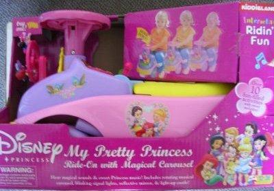 Enviro-Mental Toy Disney Princess Activity Ride On (Princess Activity Ride On)