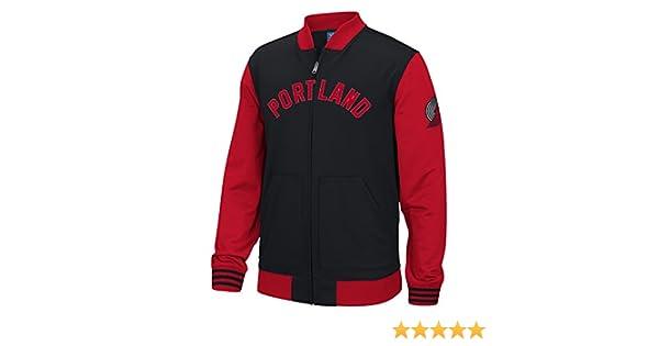 adidas Portland Trail Blazers NBA Originals Performance Full Zip Track Jacket