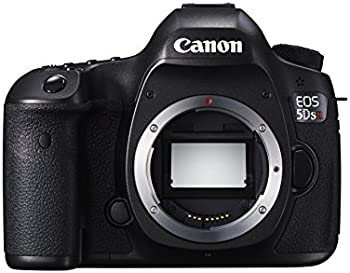 Canon EOS 5DS-R 50.6MP FHD DSLR Camera Body