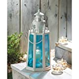 Best DC Comics Picnic Tables - Ocean Blue Lighthouse Lamp Candle Wedding Centerpieces Review