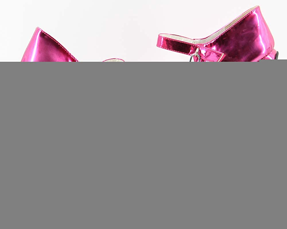 WONDERHEEL Damen Fetisch Padlocks Ballett Stiefel - - Stiefel 9a4907